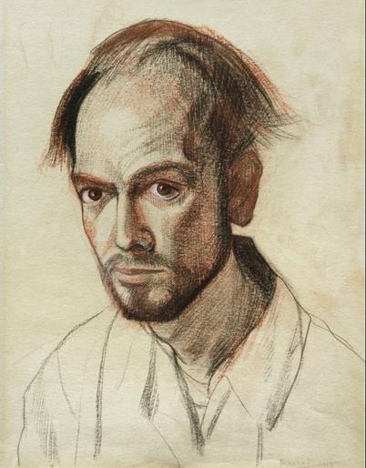 alchajmer autoportret umetnost slika 1967
