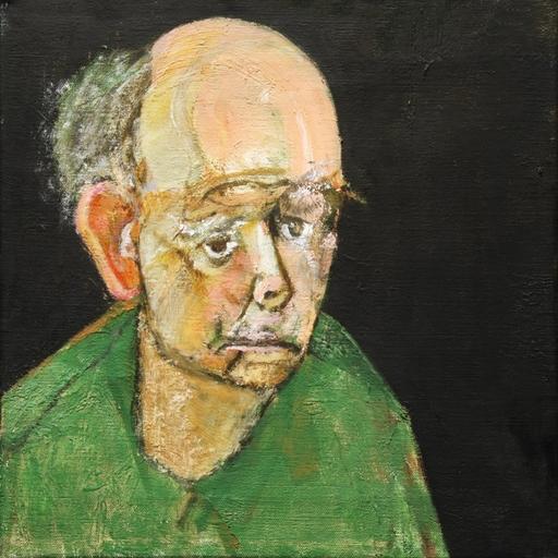 autoportret alchajmer umetnost slika 1997