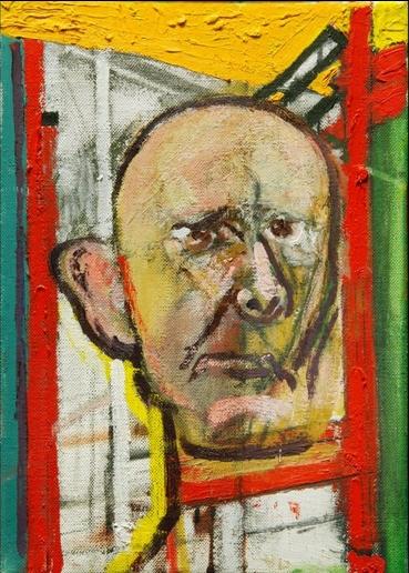 autoportret alchajmer umetnost slika 1998