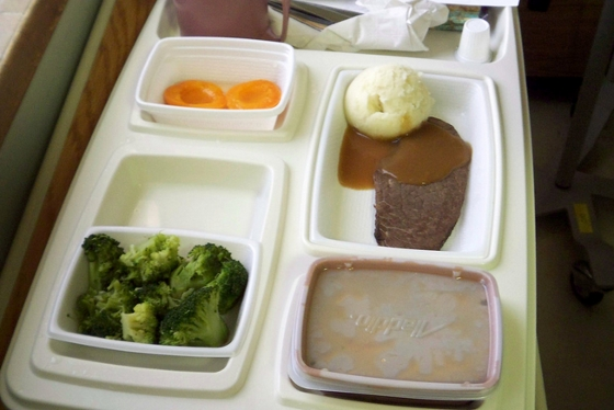 bolnicka hrana kanada