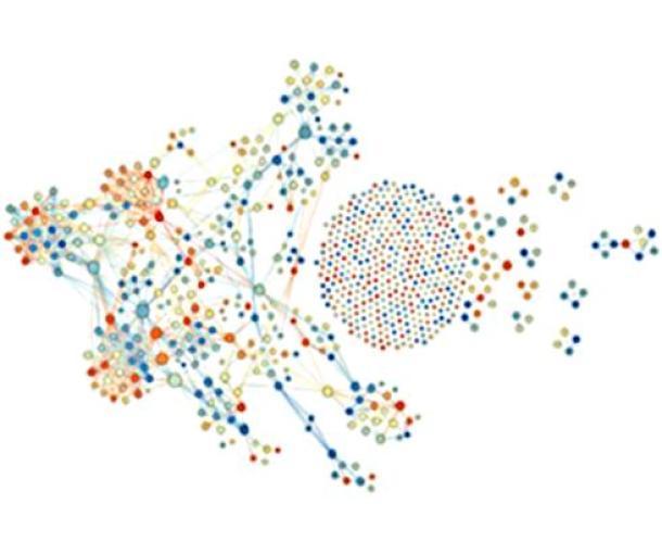 Mapa neformalne mreže
