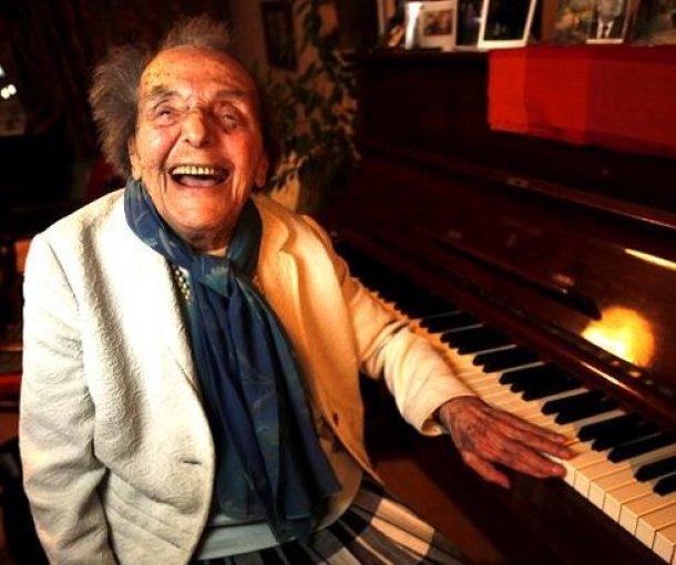 Alis Herc Somer – najstariji pijanista na svetu