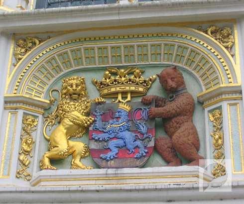 Grb grada Briža