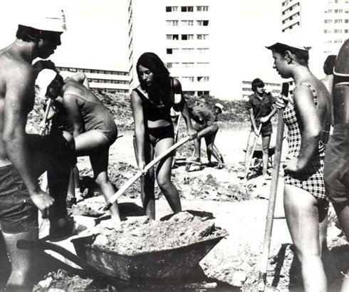 """""""Pruga mladosti"""" – 45 godina omladinske radne akcije Beograd – Bar"""