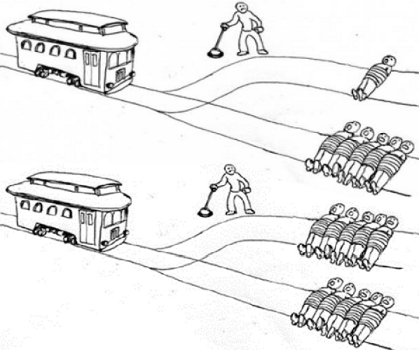 Problem trolejbusa u filozofskoj etici (VIDEO)