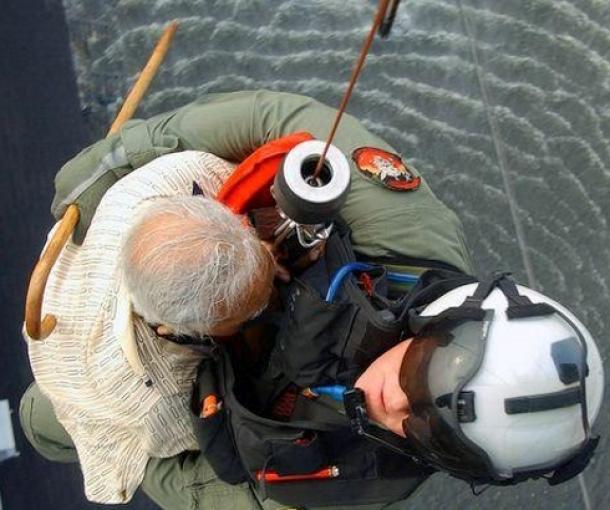Starije osobe u prirodnim katastrofama
