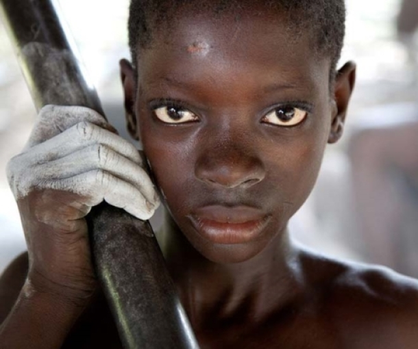 Ropstvo u 21. veku