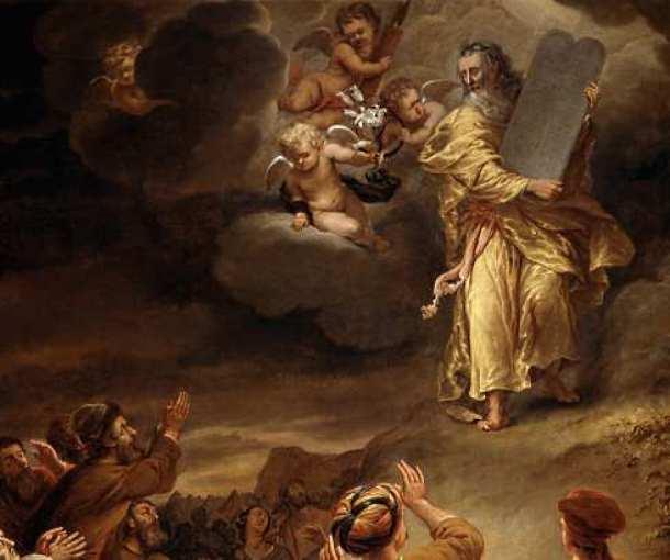 Deset Božjih zapovesti