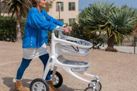 ROVA – moderna sklopiva hodalica i kolica
