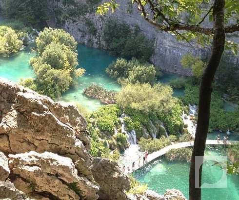 Plitvička jezera, Hrvatska