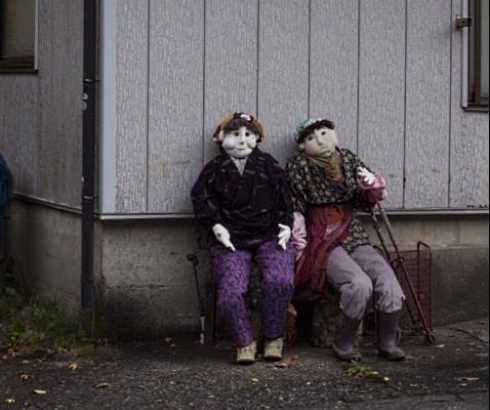 Nagoro – japansko selo koje naseljavaju lutke