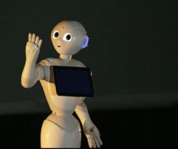 Pepper – Robot koji prepoznaje emocije
