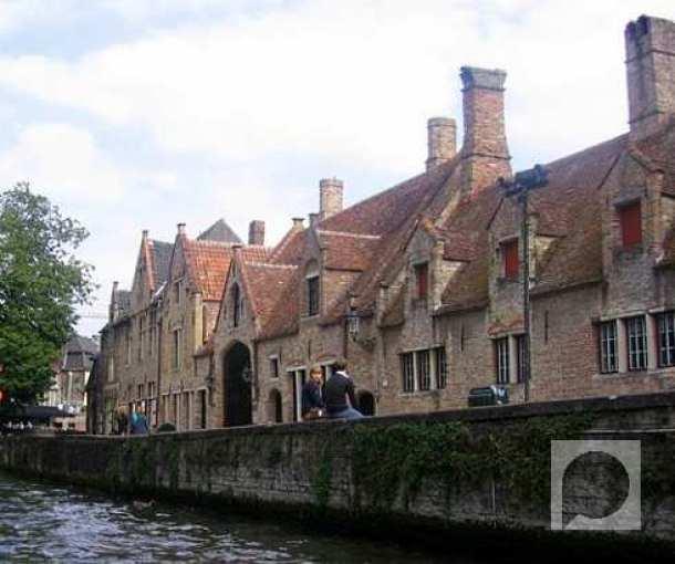 Istorijski centar Briža opasan kanalima