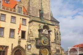 Astronomski časovnik u Pragu
