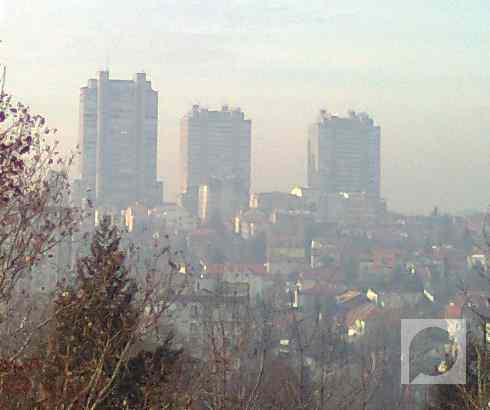 Tri solitera u Vojvode Stepe na Voždovcu
