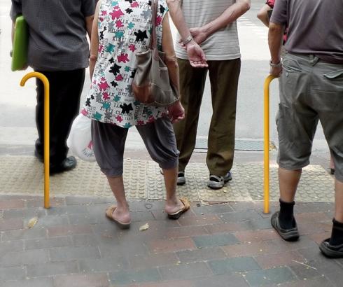 Gradovi prilagođeni starijim osobama