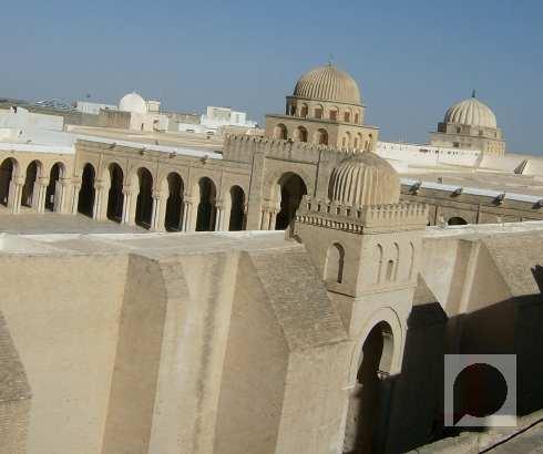 Velika ili Ukbetova džamija u Keruanu