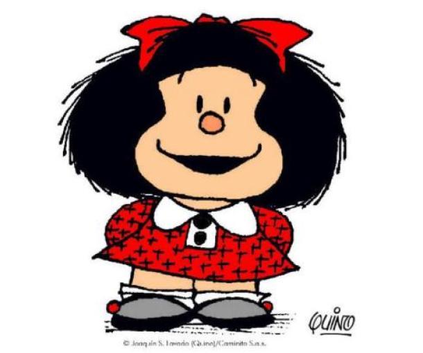 Mafalda, klinka revoltirana svetom odraslih