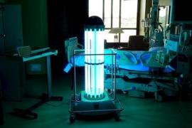 Uređaj za UV dezinfekciju prostorija