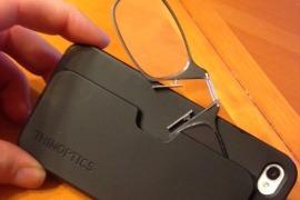 ThinOptics – naočare uz mobilni telefon