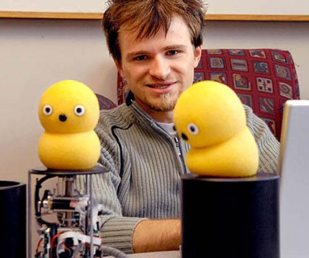 Kipon – mali robot za osobe sa autizmom