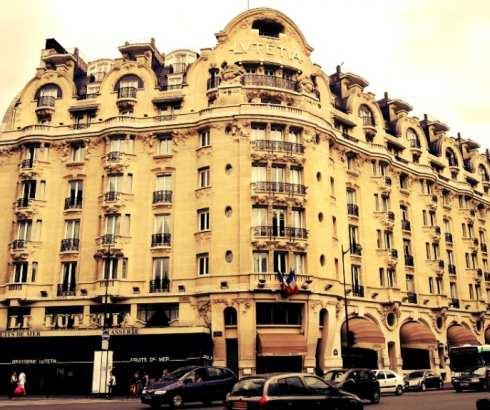Hotel Lutecija – šarm predratnog Pariza