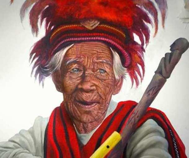 Stari u filipinskoj kulturi