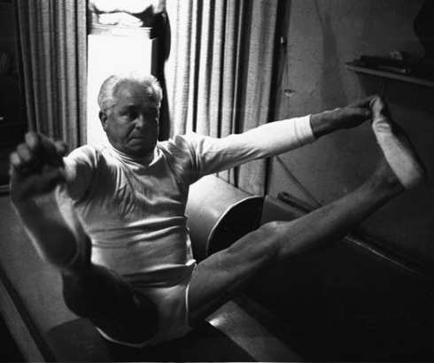 Jozef Pilates – Um kontroliše telo