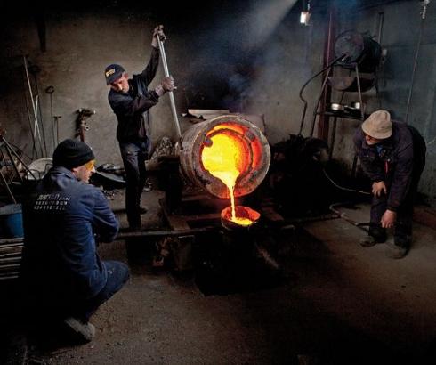 Umetnost livenja zvona u Belosavcima