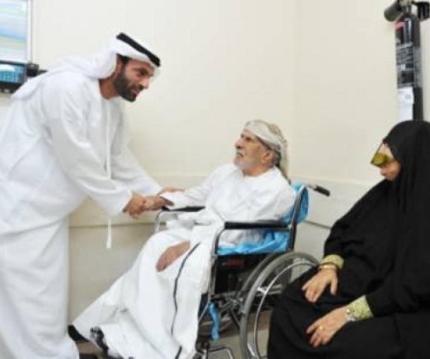 UAE pozivaju porodice da stare smeste u domove
