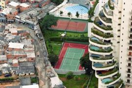 Sao Paolo: Zid između dva sveta