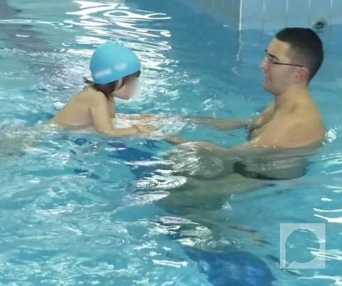 Hidrokineziterapija – vežbe sa terapeutom u vodenoj sredini