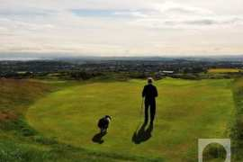 Teren za golf u Edinburgu