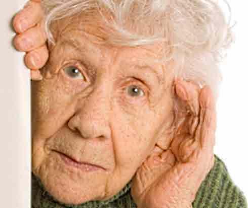 Prezbiakuzija (staračka nagluvost)