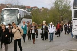 Besplatni izleti za penzionere Novog Beograda – sezona 2015