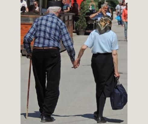 Zaljubljeni: Norvežanka (92) i Šveđanin (87) pobegli iz doma za stare