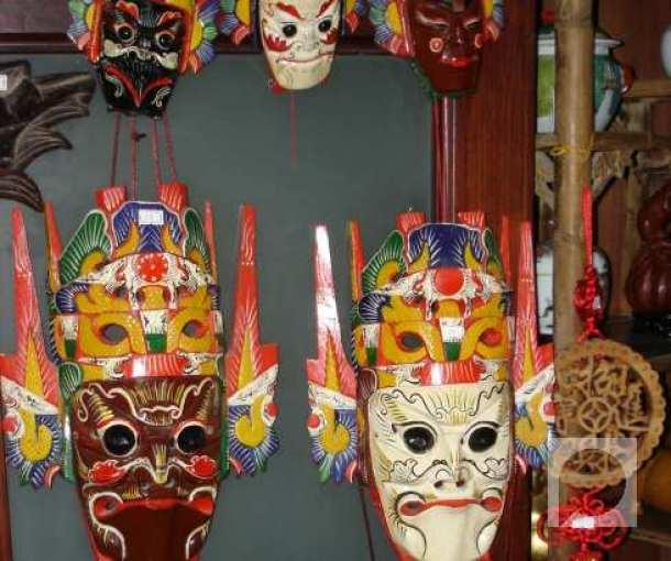 Kineske tradicionalne maske