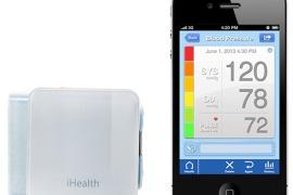 Bežično praćenje krvnog pritiska i glukoze (?) putem interneta