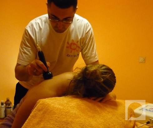 Fizikalna ultrazvučna terapija cervikalnog sindroma