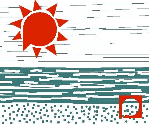 Baka sa najveselijim rešenjem za zaštitu od sunca