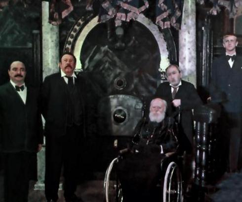 Gerontokratija – vladavina starih