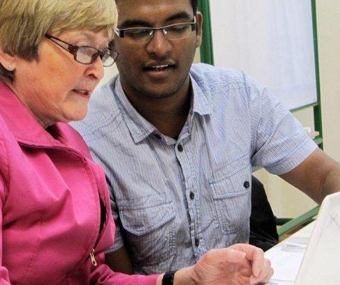Penzioneri i studenti – partneri u učenju