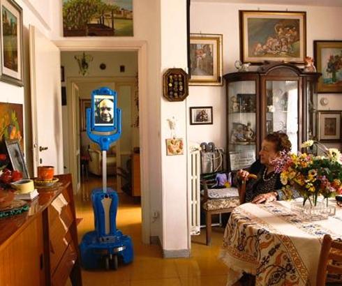 GiraffPlus sistem u domovima starih u EU