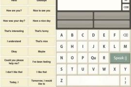SMS i čet aplikacija za brzo pisanje osoba sa problemom sluha ili govora