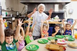 Granny, najstarija američka učiteljica