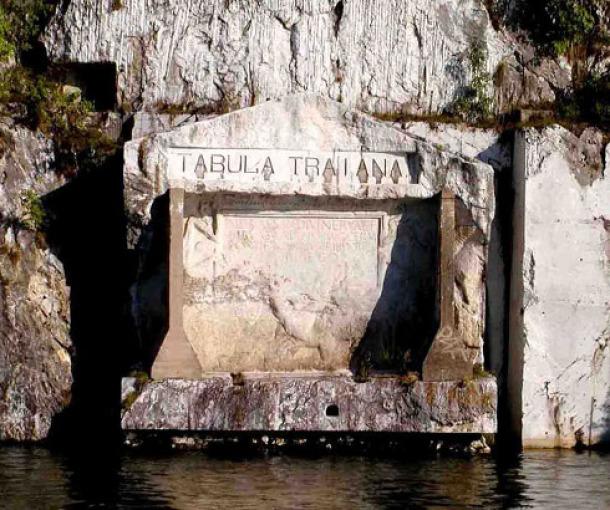 Trajan i Rimljani u Đerdapskoj klisuri