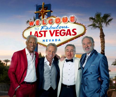 Last Vegas – momačko veče starih prijatelja