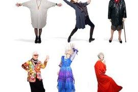 Dokumentarni film o šest starica Fabulous Fashionistas