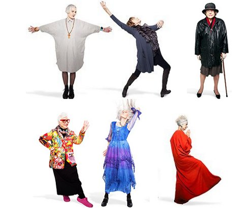 Dokumentarni film o šest starijih dama Fabulous Fashionistas