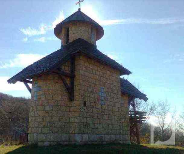 Crkva Sv. Prvomučenika Arhiđakona Stefana podno Malog Povlena